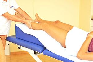 Lymphdrainage bei MediFit Holzkirchen